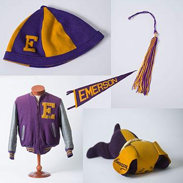 Emerson spirit memorabilia